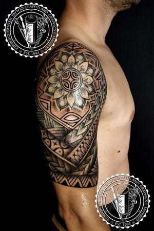 #maoristyle #maoritattoo #maori #PolynesianTattoos #polynesiantattoo #polynesian #benten #friedrichbenzler #chemnitz #tattoo #leipzig #dresden #zwickau #plauen