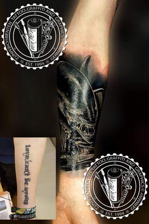 #CoverUpTattoos #coveruptattoo #coverup #alientattoo #aliens #alien #benten #friedrichbenzler #chemnitz #tattoo #leipzig #dresden #zwickau #plauen