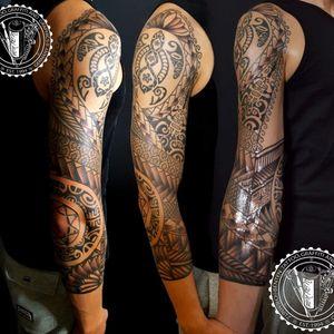#maoristyle #maori #maoritattoo #PolynesianTattoos #polynesian #polynesian #benten #friedrichbenzler #chemnitz #tattoo #leipzig #dresden #zwickau #plauen
