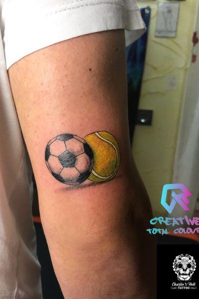 Pelotas #ball #Futbol #Football #padel