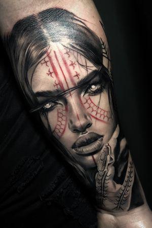 #tattoos #tattoodo #cheyennetattooequipment #bishoprotary #worldfamousink