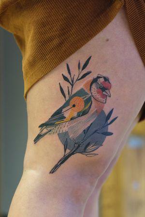 _____ #gabrielfranktattoo #abseitstattoo #abseits #tattoo #abstract #graphic #art  #live #life  #abseitstattoo #groberunfug #europe #germany #vogt #bodyart #custom #ink #artsy #tattoos #artwork #tattoodesign with #love for #art #instagood #tattoomobile #tattrx #skinartmag #tbt