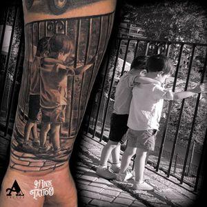 💉💉💉 @viking_inks @cheyenne_tattooequipment @kwadron @besttattoospainart @dynamiccolor @vegantattoo 💉💉💉 #tattoo #tattoosnob #colorful #cuphead #inked #tattooart #music #ink #sketch #cute #illustration #artwork #flash #tattoooftheday #art #tatuajes #blackandgrey #tattooworkers #sketchtattoo #realism #realismtattoo #handmade #design #realismotattoo #tattoosocial #tattoodo