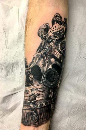 Tattoo by Numinous Tattoo and Piercing Studio