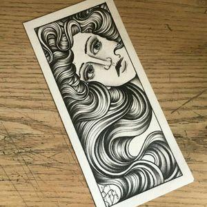 #womantattoo #woman #HairTattoo #blackandgreytattoo #blacktattooart #blacktattoos #traditionaltattoos #tattooartist #Tattoodo #sketchtattoo