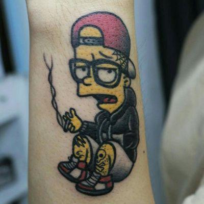 #simpson#simpsons#tattoo