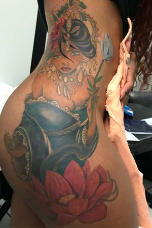 Tattoo by Grips Ink Art Collective LLC