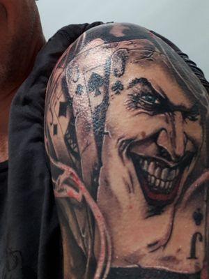 Joker. Alex Ross.
