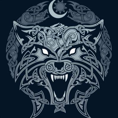 #fenrir #viking #ragnarok