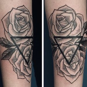 Tattoo#blackwork#tattooverona#tattooartist#tattooart