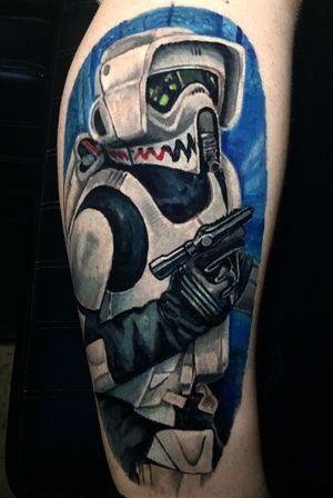 Tattoo by Distinctive Body Art Studio