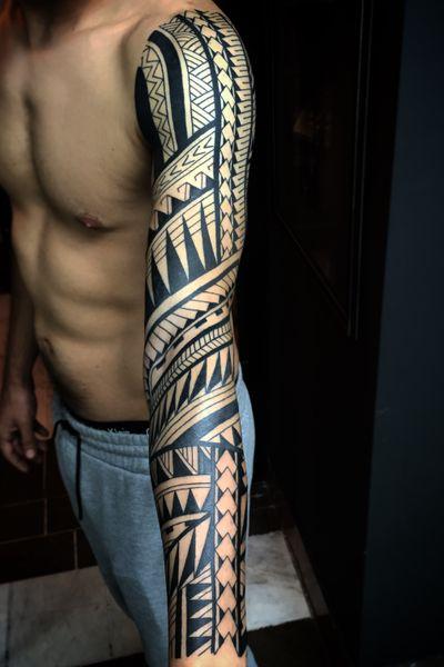 #tribal #Black #ornamental