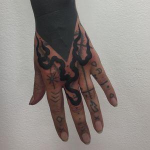 Tattoo by Richard Warnock #RichardWarnock #favoritetattoos #favorite #besttattoos #best #toptattoos