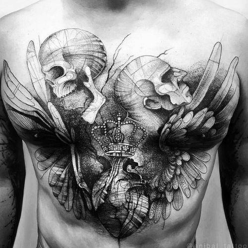 Transition .  .  .  #darkartist #tatuadorescolombianos #nyctattoos #tattooblack #arte #artcollective