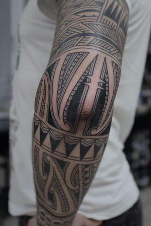 #ornamentaltattoo #ornamental #maori #andreivintikov