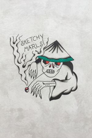 Tattoo from Marlon Marcello Maher