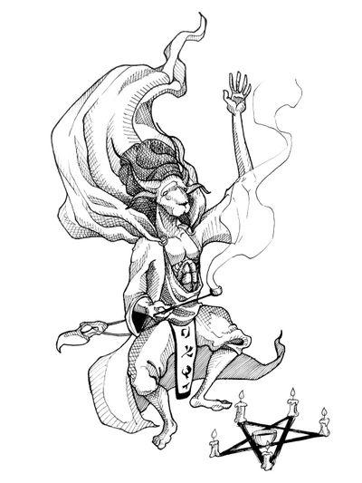 Satanic goat 🐐😈 #draw #art #artwork #lineart #simple #goat #animal #ritual #satanic #devil #rasta #shaman #exotic #blackandwhite #sketch #flash #fun #minimalist #black