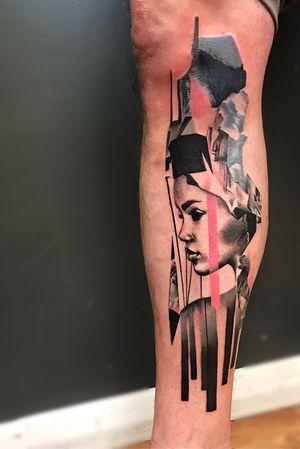 From my pre-set collection #legtattoo . #wip #ttism #ttt #tattoodesign #tattooidea #lineworktattoo #tattooage #tattooflash #black #iblackwork  #blxckink #dotwork #london #blackndark #londontattoo #blacktattoomag #txttoo #darkartists  #bodyartmag #femaletattooartist #ttblackink #blackworkerssubmission #onlythedarkest #uktta #freestyle #radtattoos #abstracttattoo #abstractart #abstractartist #watercolor @theartoftattooing @uktta @tattooistartmag @theartoftattoos @tattoo.hub @tattoodo @watercolourtattoos @colorful.tattoos @londontattooguide @tattoosnob @tattoos_of_insta_bme