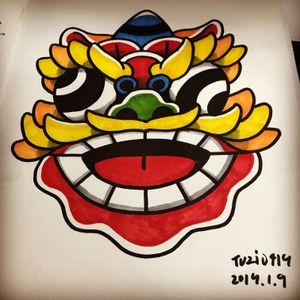 Tattoo by TUZI0419