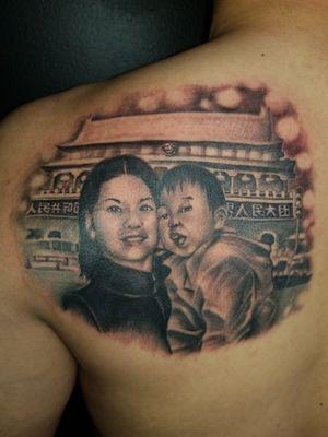 #tattoo #tattoounion #chicagotattooartist #chicagotattoo #chicagotattooshop #inked #chicago #portrait #portraittattoo #realstic #tattoolover #art