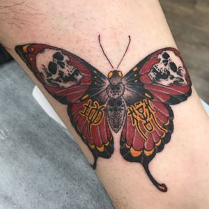 #japanese #butterfly #hell