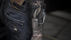 Details. Healed. #varlakov_tattoo #tattooartist #moscow #blackandgray #realism #healed