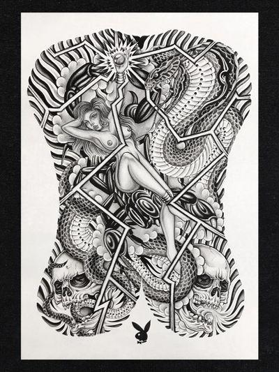 Illegal Tattoos: Juan Diego Prieto #IllegalTattoos #JuanDiego #JuanDiegoPrieto #blackandgrey #fineline #Chicano