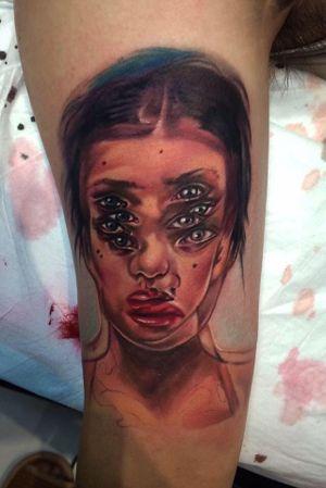 Done by put@Dazzlingtattoo   #tattooer#tattooed #tattooartist #newschool#newschooltattoo  #tattoo#tattoos #dazzlingtattoo #dazzlingtattoostudio #dazzlingtattoobyputdzlt #bangkok #bangkoktattoo #bangkoktattooartist #tattoobangkok #thailand #thailandtattoo #thailandtattooartist #tattoothailand #classpen #inkjecta #inkjectanano#asiatattoosupply #asiatattoosupplythailand #burlaktattoorotary#burlaksolo #ร้านสัก#fytcartridges#y520