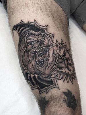 Tattoo from Illegal Tattoos