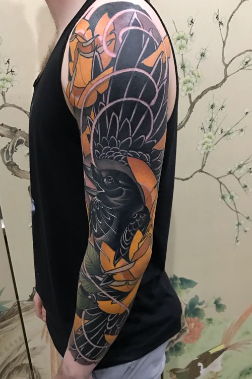 Sleeve in two days