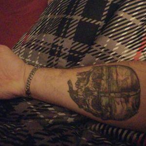 """army skull """"mm"""""""