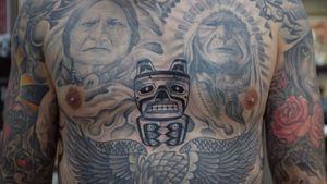 #haida #andreivintikov #tattoo