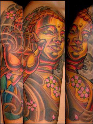 #buddha #terryribera #sandiegotattoos #remingtontattoo