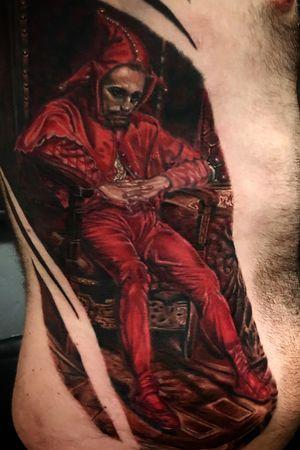 Tattoo from Kris Kezar