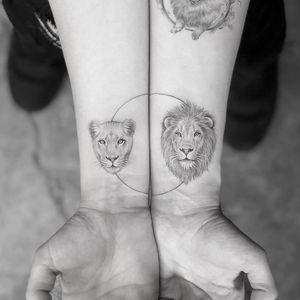Tattoo by Mr K #MrK #2019TattooTrendForecast #2019TattooTrend #TattooTrends