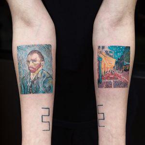 Tattoo by Eva Krbdk #EvaKrbdk #2019TattooTrendForecast #2019TattooTrend #TattooTrends