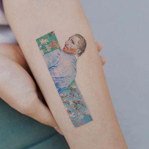 Tattoo by Sol Tattoo #SolTattoo #2019TattooTrendForecast #2019TattooTrend #TattooTrends