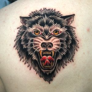Tattoo from Timothy Leap