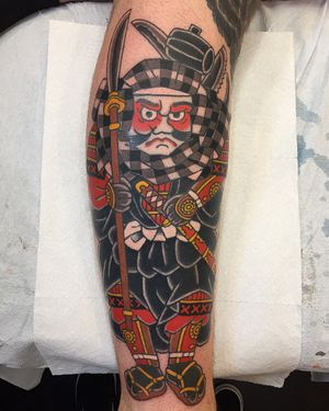 Tattoo from Kiku