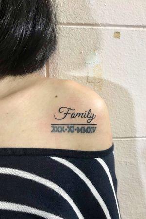 #Font#tattoo#