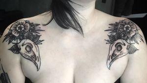 Tattoo by Seventh Circle Tattoo