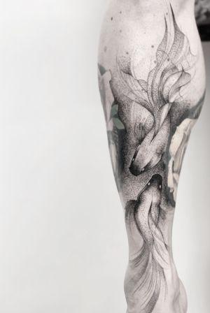Picies #freehand #darkartists #tatuadorescolombianos #tatuadoresbogotanos #tattrx #inkstinctsubmission #tattooinkspiration #ttblackink #art_collective #arts_help #TATTOOTODO #anibal_tattoo #tattooartist #nyc #nyctattoos #blxink #stabmegod