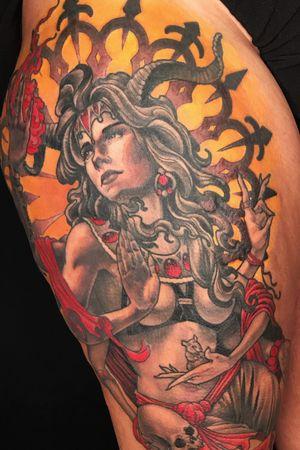 Tattoo from Nathaniel Gann