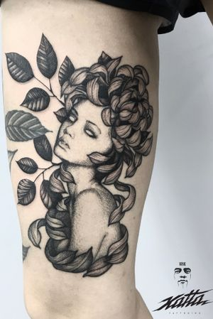 Vhrysanthemum Woman