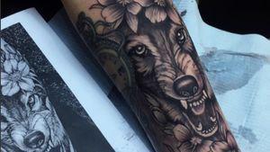 #blackandgrey #killerink #tattooartist #InkTattoo #dövme