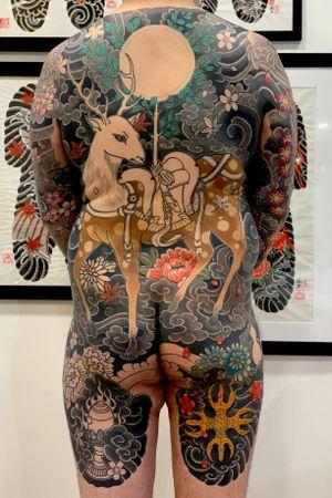 Tattoo from yutaro