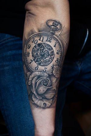 #healedtattoo #blackandgrey #tattoo #byme at #afflictedinktattoo #lyndhurst #NJ #tattoodo