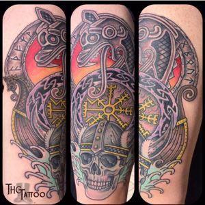 Top Hat Classic Tattoo Tattoos by Chad Clark @c.clarkart #capecoral #florida