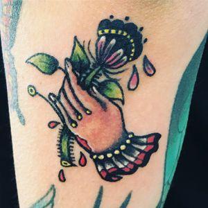 #traditional #tatuaggio #firenze