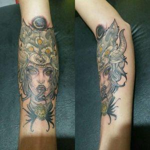 Trabalho finalizado em no finalzinho do ano passado !! #tattooart #tattooapprentice #tattooartist  #tattoolife #worktattoo